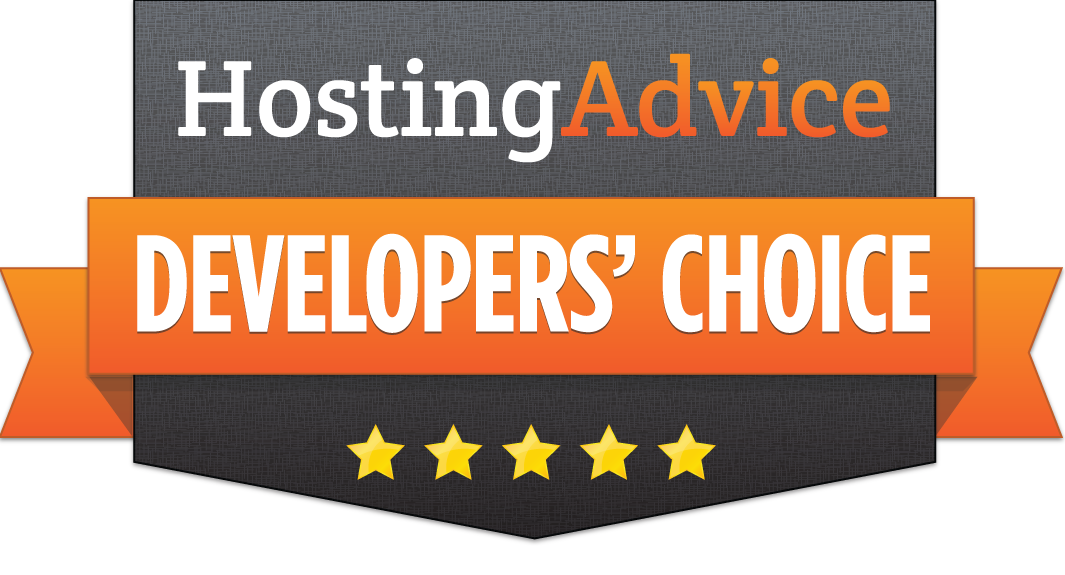 Whogohost earns HostAdvice's Developers' Choice Award for Robust Service and Support